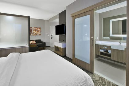 Guestroom | SpringHill Suites by Marriott Chattanooga North/Ooltewah