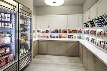 Snack Bar | Homewood Suites by Hilton Long Beach Airport