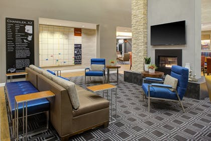 Lobby | TownePlace Suites by Marriott Phoenix Chandler/Fashion Center