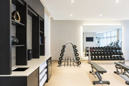 Fitness Facility | AC Hotel by Marriott Boston Downtown