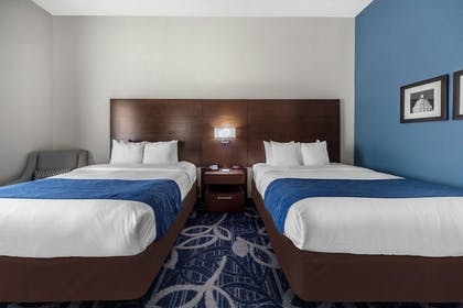 Guestroom | Comfort Inn & Suites Oklahoma City South I-35