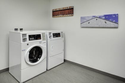 Laundry Room | Fairfield Inn & Suites by Marriott Roanoke Salem
