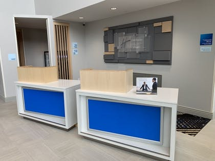 Check-in/Check-out Kiosk | Holiday Inn Express & Suites Denver - Aurora Medical Campus