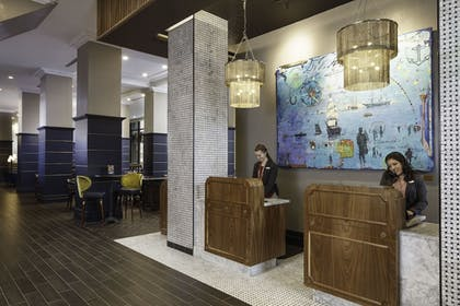 Check-in/Check-out Kiosk | Hyatt Place Knoxville Downtown