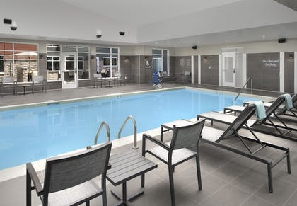 Indoor Pool | Residence Inn by Marriott Denver Airport/Convention Center
