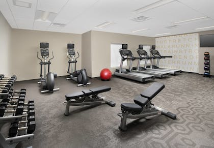 Fitness Facility | Residence Inn by Marriott Denver Airport/Convention Center