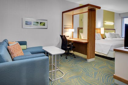 Guestroom | SpringHill Suites by Marriott Augusta