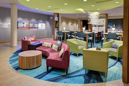 Lobby | SpringHill Suites by Marriott Augusta