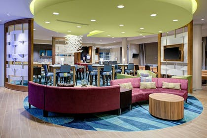 Hotel Bar | SpringHill Suites by Marriott Augusta
