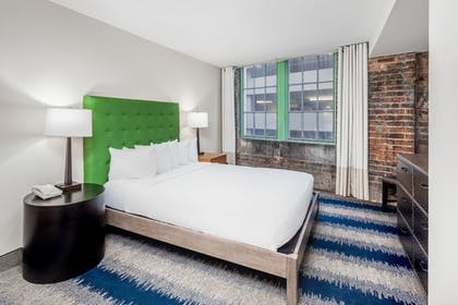 Guestroom | The Mercantile Hotel New Orleans