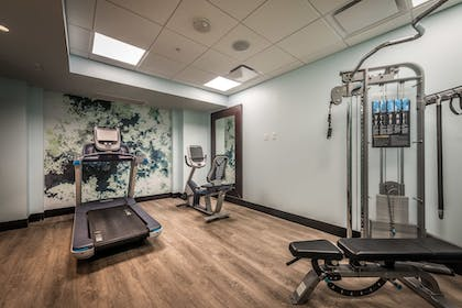 Fitness Facility | The Mercantile Hotel New Orleans