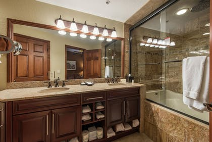 Bathroom | Canyons Village Condos by All Seasons Resort Lodging