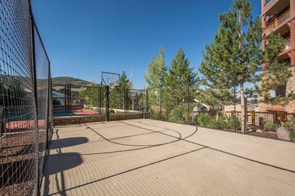 Sport Court | Canyons Village Condos by All Seasons Resort Lodging