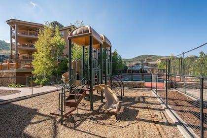 Childrens Play Area - Outdoor | Canyons Village Condos by All Seasons Resort Lodging