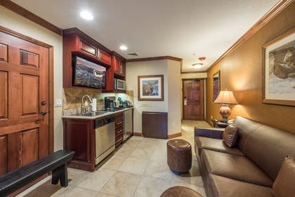 Living Area | Canyons Village Condos by All Seasons Resort Lodging