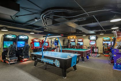 Game Room | Canyons Village Condos by All Seasons Resort Lodging