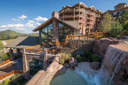 Fountain | Canyons Village Condos by All Seasons Resort Lodging