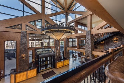 Lobby | Canyons Village Condos by All Seasons Resort Lodging