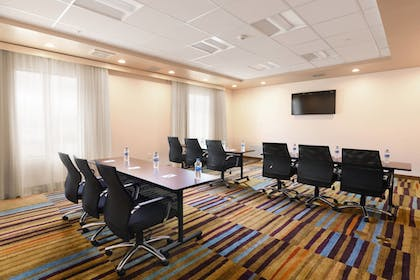 Meeting Facility | Fairfield Inn & Suites by Marriott Fort Worth South/Burleson