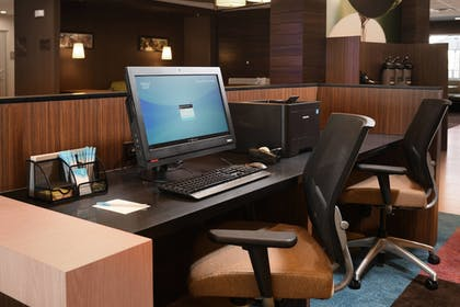 Business Center | Fairfield Inn & Suites by Marriott Fort Worth South/Burleson