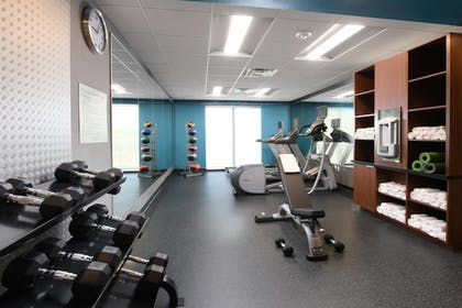 Sports Facility | Fairfield Inn & Suites by Marriott Fort Worth South/Burleson
