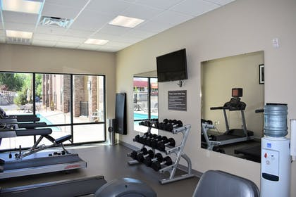 Gym | MainStay Suites Moab near Arches National Park