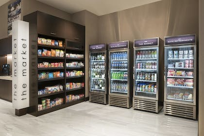 Snack Bar | Residence Inn by Marriott Seattle Downtown/Convention Center