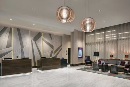 Lobby | Residence Inn by Marriott Seattle Downtown/Convention Center