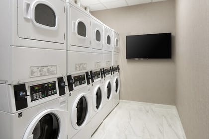 Laundry Room | Residence Inn by Marriott Seattle Downtown/Convention Center