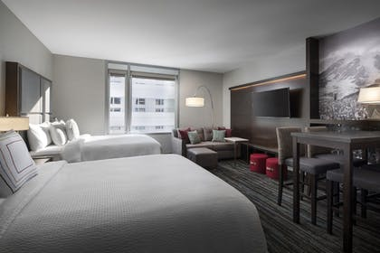 Guestroom | Residence Inn by Marriott Seattle Downtown/Convention Center