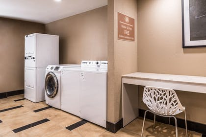 Laundry Room | Candlewood Suites Topeka West
