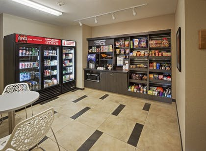 Snack Bar | Candlewood Suites Topeka West
