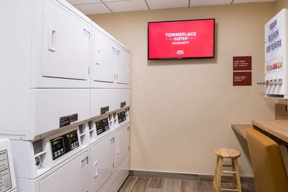 Laundry Room | TownePlace Suites by Marriott San Bernardino Loma Linda
