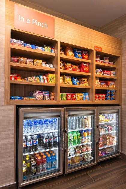 Vending Machine | TownePlace Suites by Marriott San Bernardino Loma Linda