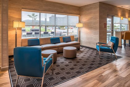 Lobby Sitting Area | TownePlace Suites by Marriott San Bernardino Loma Linda