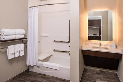 Bathroom | TownePlace Suites by Marriott San Bernardino Loma Linda