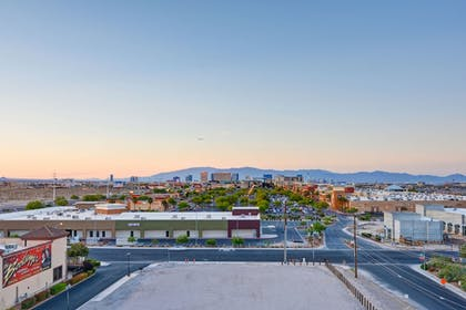 View from Hotel | Home2 Suites by Hilton Las Vegas Strip South