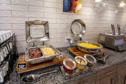 Breakfast Area | Best Western Plus Heber Valley Hotel
