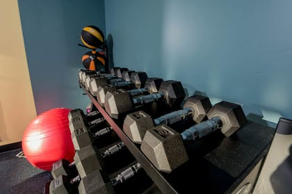 Gym | Best Western Plus Heber Valley Hotel