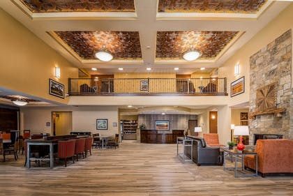 Hotel Interior | Best Western Plus Heber Valley Hotel