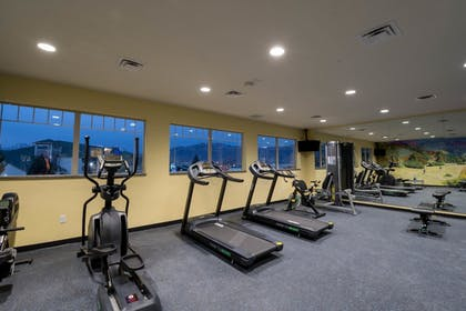 Sports Facility | Best Western Plus Heber Valley Hotel