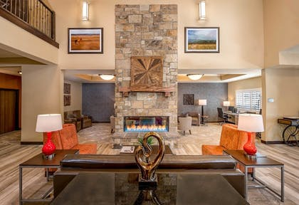 Lobby | Best Western Plus Heber Valley Hotel