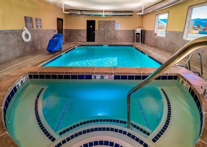 Indoor Pool | Best Western Plus Heber Valley Hotel