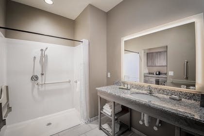 Bathroom | Best Western Plus Heber Valley Hotel