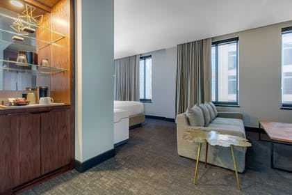 Guestroom | Cambria Hotel Downtown Dallas