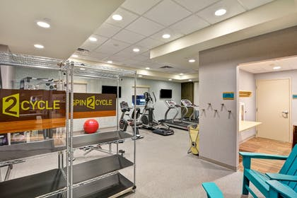 Fitness Facility | Home2 Suites by Hilton Green Bay