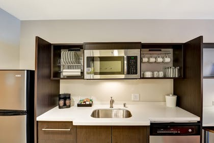 In-Room Kitchenette | Home2 Suites by Hilton Green Bay