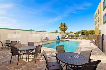 Sports Facility | Fairfield Inn & Suites by Marriott St Petersburg North