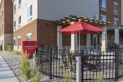 Terrace/Patio   TownePlace Suites by Marriott Louisville North