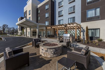 Terrace/Patio | TownePlace Suites by Marriott Hopkinsville